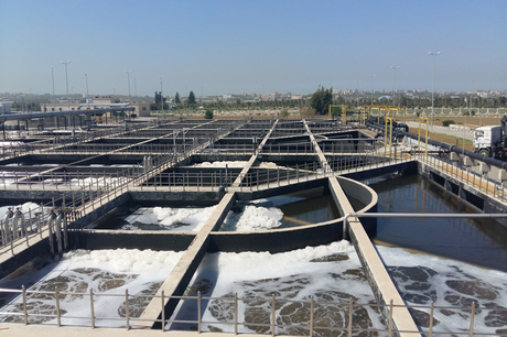 Industrial Waste Water Treatment Plant (ETP)
